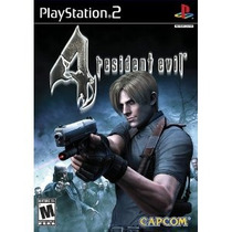 Resident Evil 4 - Play Station 2 Ps2 Nuevo