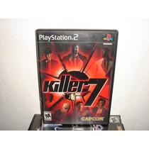 Killer 7 Ps2
