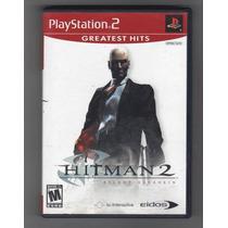 Hitman 2 Silent Asassin Ps2 Ps3 (retrocompatible)