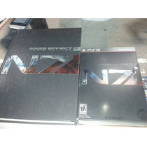 Mass Effect 3 Collectors Edition Ps3 Con Guia Oficial