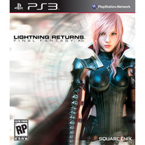 Final Fantasy Xiii Lightning Returns Incluye Dlc Vendo Pocos