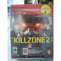 Ps3 Killzone 2 ,nuevo,nunca Abierto,como Se Ve En Las Fotos