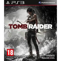 Tomb Raider Ps3 Incluye 5 Dlc Y Juego Gratis Solo Vendo 2