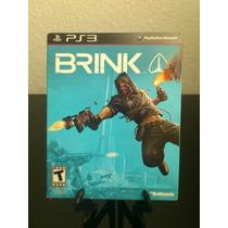 Brink Ps3 Nuevo De Fabrica Citygame