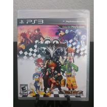 Kingdom Hearts Hd 1.5 Remix Ps3 Nuevo De Fabrica