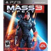 Mass Effect 3 Español Sony Ps3 Nuevo Sellado Original Vv4