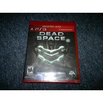 Dead Space 2 Nuevo Para Play Station 3,excelente Titulo