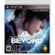 ..:: Beyond Two Souls ::.. Para Playstation 3