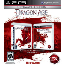 Dragon Age Origins Ultimate Ps3 Nuevo De Fabrica Citygame