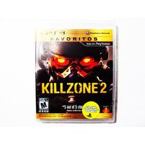 Killzone 2 Nuevo - Playstation 3 - Ps3 - Favoritos