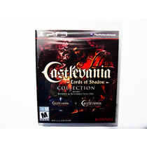 Castlevania Lords Of Shadow Collection Nuevo - Ps3