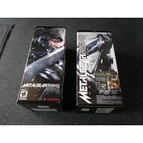 Metal Gear Rising Revenge Collector Nuevo Play Station 3.