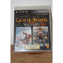 God Of War Collection Gow 1 Y 2 Ps3 Nuevo Playstation