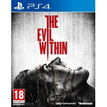 The Evil Within Ps4 Pakogames Digitales Con Dlc De Preventa