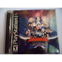 Samurai Shodown The Warriors Rage Playstation Vv4