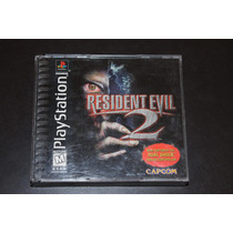 Resident Evil 2 Dual Shock Ps 1 Y Ps 2. Completo. Capcom.