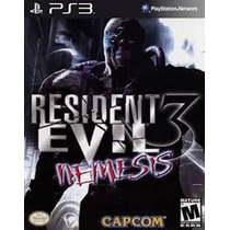 Resident Evil 2 Y 3 (pack ) Ps3
