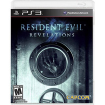 ..:: Resident Evil Revelations ::.. Para Playstation 3