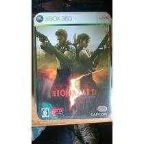 Resident Evil 5 Biohazard Deluxe Edition Japonesa Maa
