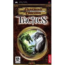 Dungeons Dragons Tactics Psp Seminuevo Envio Gratis