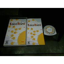 Loco Roco Completo Para Sony Psp,excelente Titulo,checalo