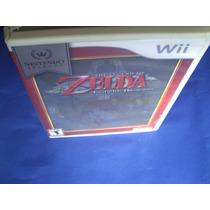 The Legend Of Zelda Twillight Princess Caja Y Disco