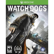 Xbone - Watch Dogs - Usado Impecable - Ag