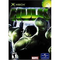 Hulk Xbox Original Usado Garantizado Blakhelmet