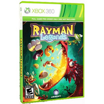 ..:: Rayman Legends ::.. Para Xbox 360 En Start Games.