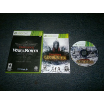 Lord Of The Ring War In The North Completo Para Xbox 360.