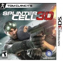 Tom Clancys Splinter Cell 3ds Nuevo Entrega Express Citygame