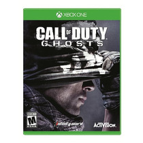 Juego Call Of Duty Ghosts Xbox One Usado Sin Caja