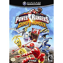 Power Rangers Dinothunder Game Cube Wii