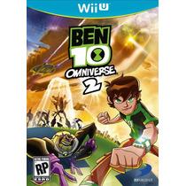 Ben 10 Omniverse 2 Nintendo Wii U Nuevo Sellado