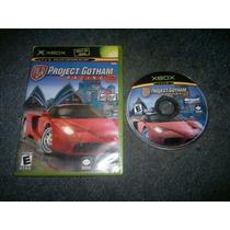 Project Gotham Racing 2 Para Xbox Normal,checalo