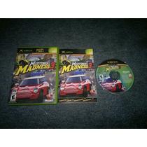Midtown Madness 3 Completo Para Xbox Normal,excelente Titulo