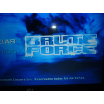 Brute Force De Xbox Compatible Con La X360