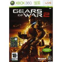 Juego Gears Of War 2 Para Xbox 360 Seminuevo Blakhelmet