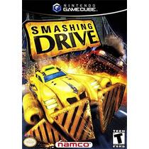 Smashing Drive Gamecube Envio Gratis Seminuevo