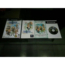 Final Fantasy Crystal Chronicles Completo Nintendo Game Cube
