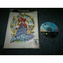 Super Mario Sunshine Para Nintendo Game Cube,excelente