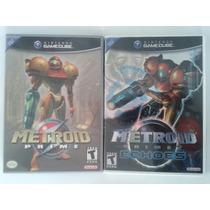 Metroid Game Cube Video Juegos Pieza Desde 99