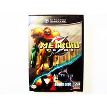 Metroid Prime + Bonus Disc - Gamecube