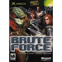 Brute Force Xbox Seminuevo Envio Gratis