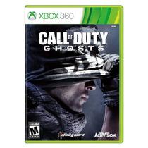 Juego Call Of Duty Ghosts Xbox 360 Nuevo Blakhelmet