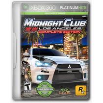 .: Midnight Club: Los Angeles Complete Edit :. Para Xbox 360