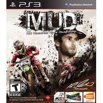 Mud Ps3 Nuevo De Fabrica Citygame