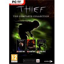 Thief Complete Collection (juego Para Pc 3 En 1) Vbf