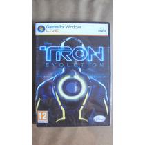 Tron Evolution (español) Videojuego Para P C