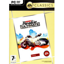 Burnout Paradise - The Ultimate Box Juego Para Pc Vv4